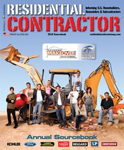 Residential Contractor Sourcebook 2010