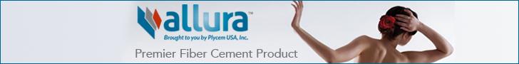 Allura Fiber Cement products