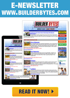 Builder Bytes Newsletter