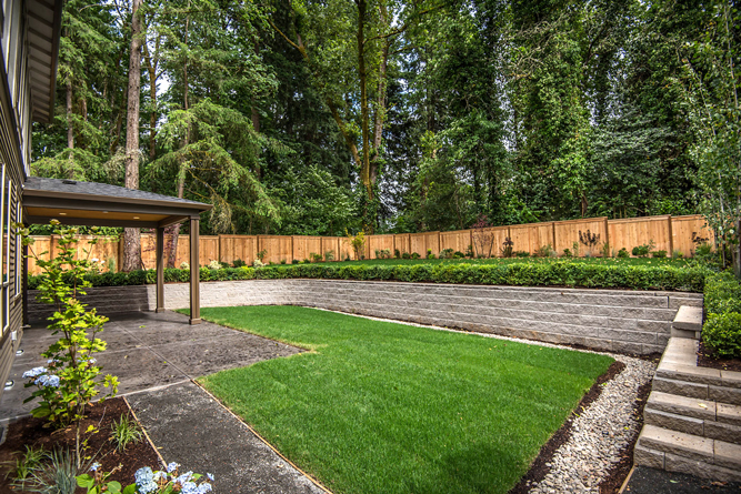 A typical Everett Custom Homes project includes responsibly deconstructing a home, removing all detrimental factors, and rebuild it in a healthy and environmentally friendly home.